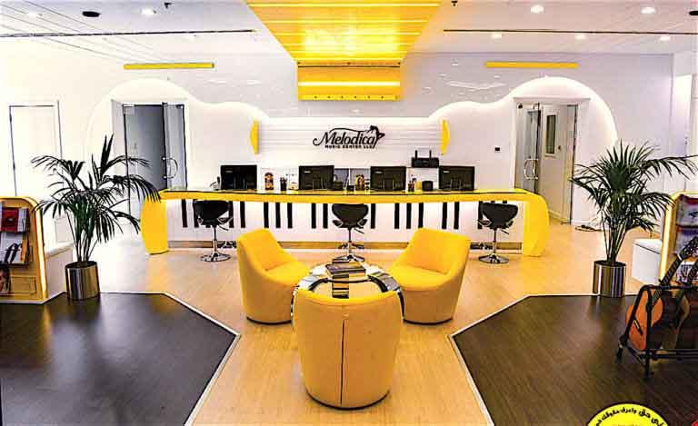Music School in Dubai - music institute - Melodica Music Center
