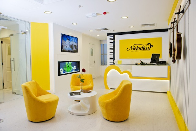 melodica music & dance school jlt