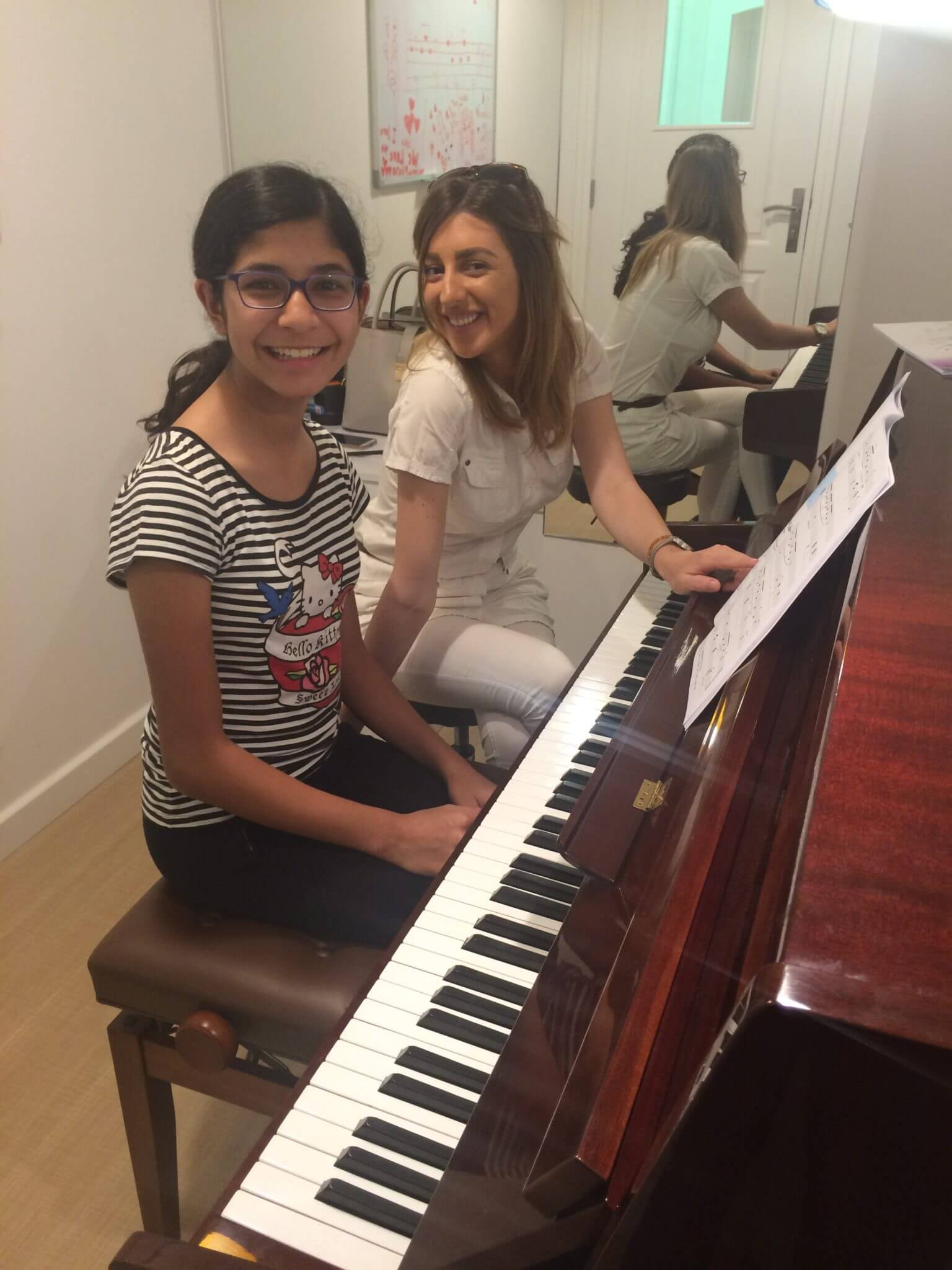piano lessons dubai