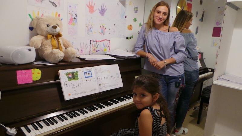 Melodica music school Palm Jumeirah dubai