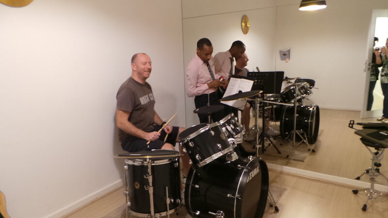 Drums lessons in Dubai