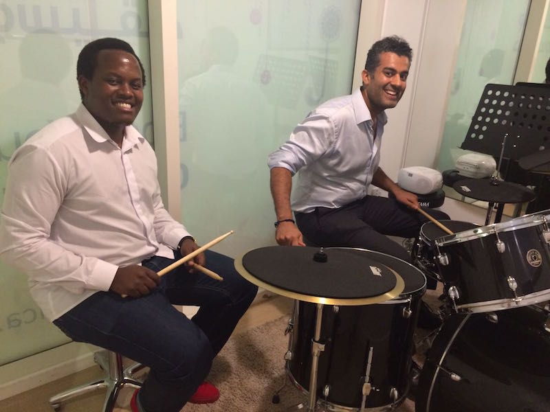 Drums teacher Dubai - Drums classes for adults