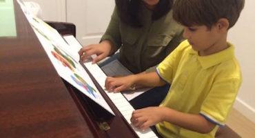 piano lesson melodica dubai