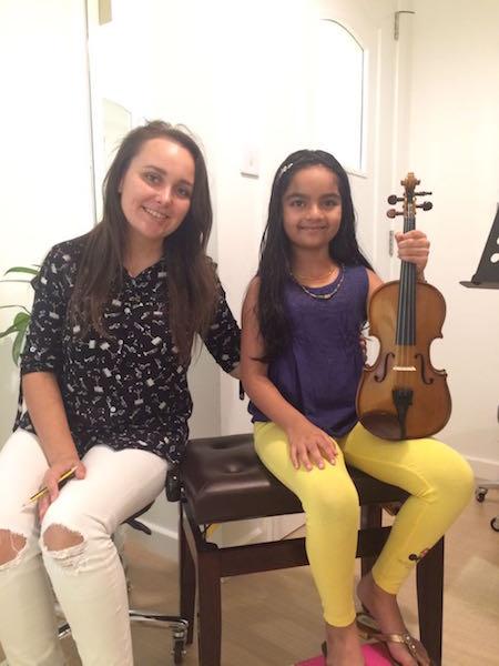 violin lesson melodica dubai