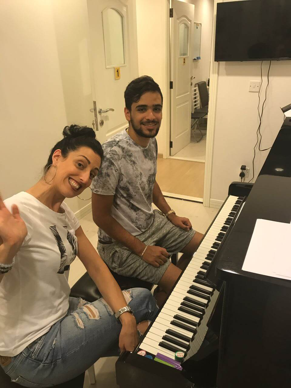 music lessons jlt dubai