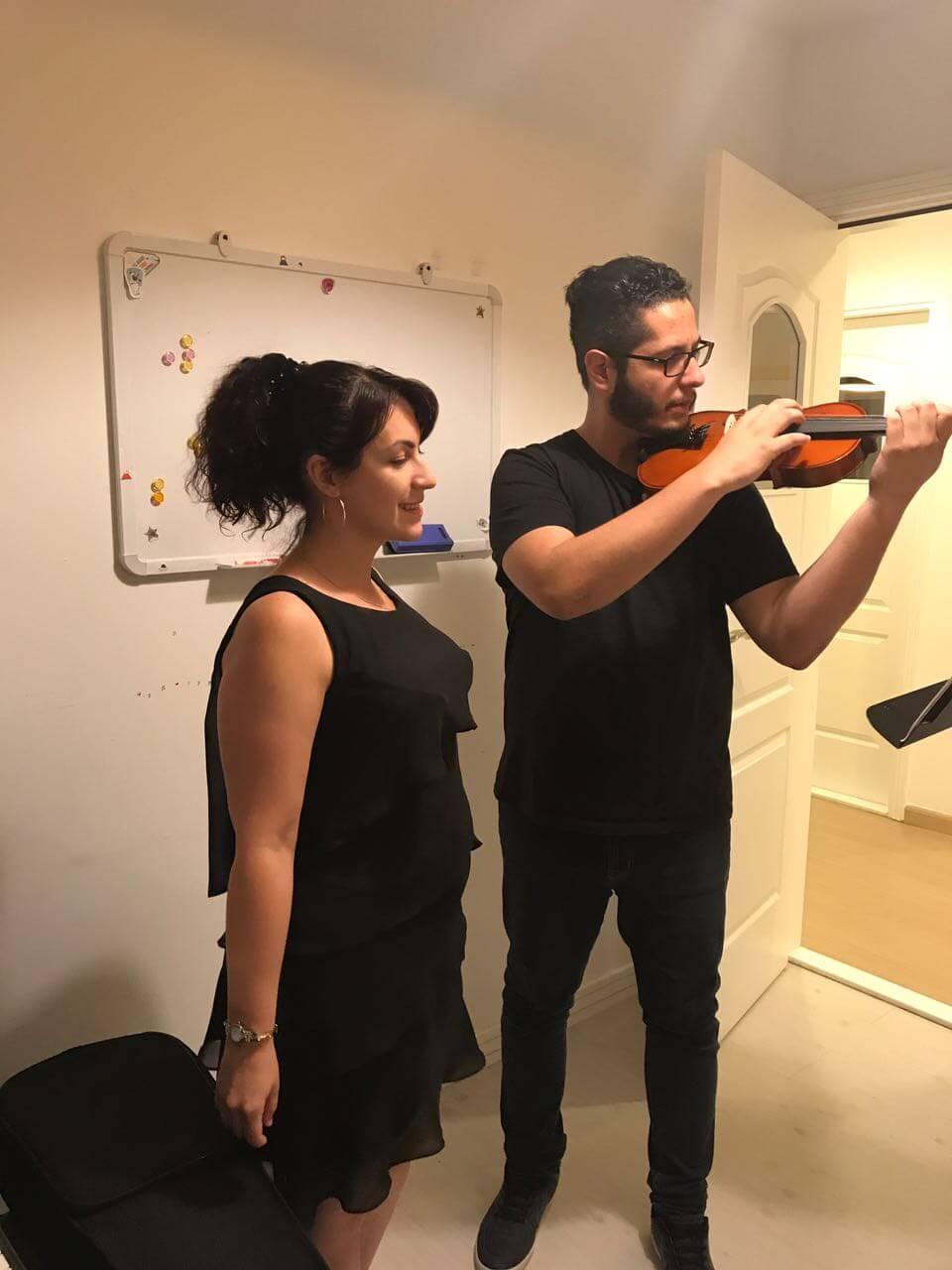 violin lessons jlt dubai