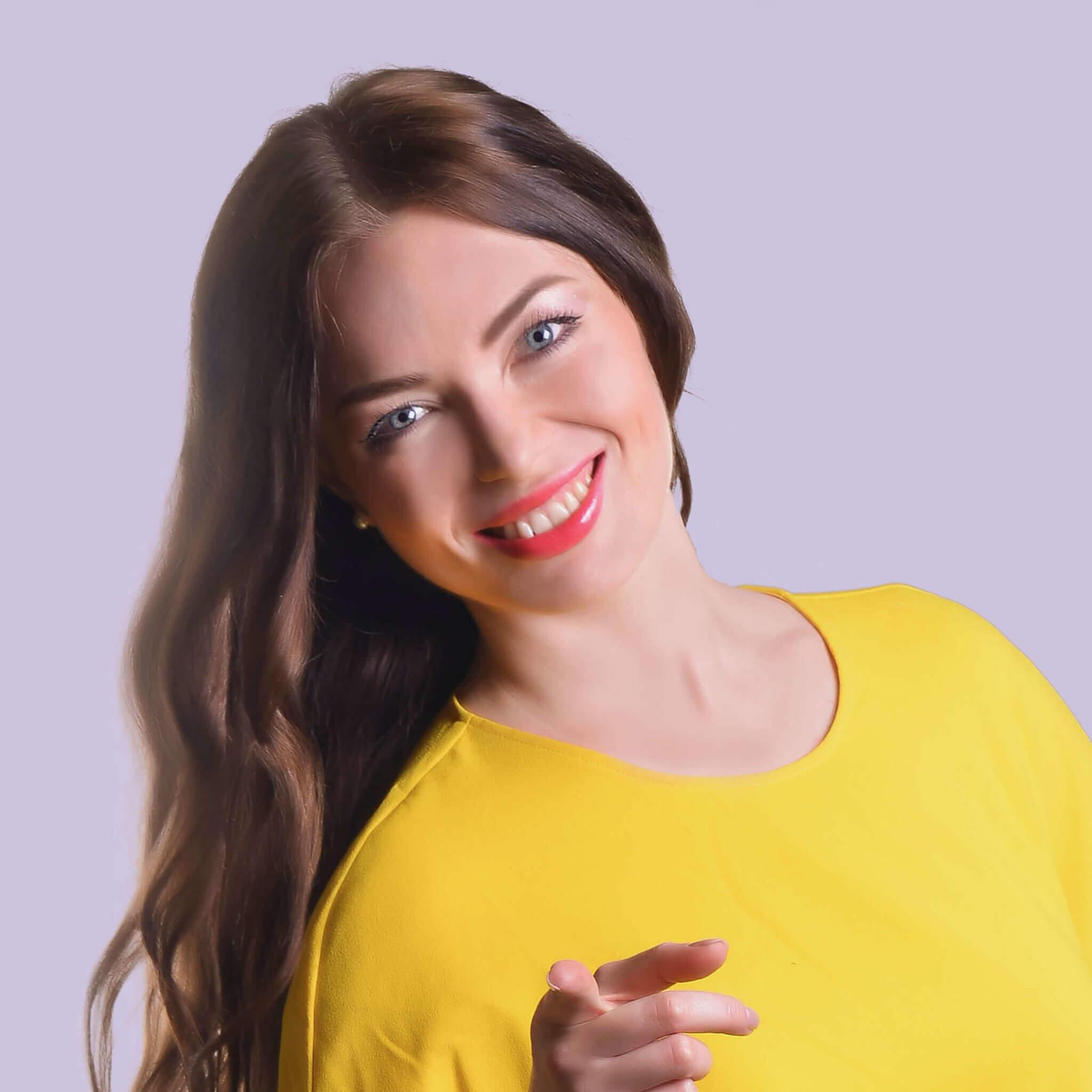 Uliana, vocal teacher melodica dubai