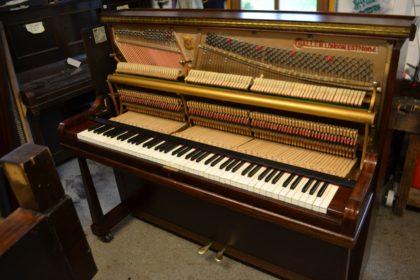 How difficult is rebuild a piano - piano classes in dubai