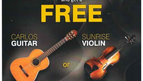 get free violin guitar violin