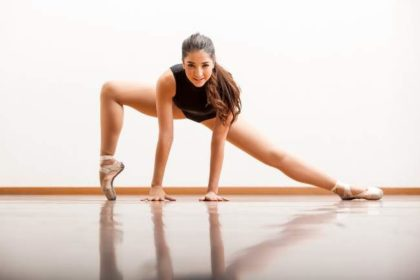 importance of core muscle in Ballet