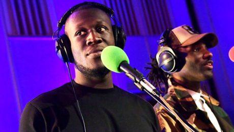 Stormzy - Winner of the Year - BBC Music Awards