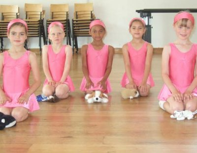 Priimary Ballet Dubai - Ballet classes for kids in Dubai