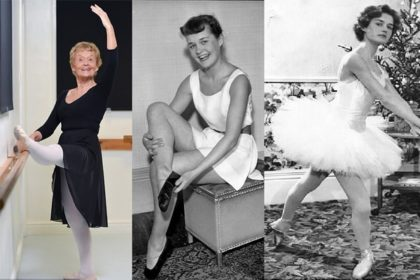 Britain's oldest ballet dancer passes top exam in age 80 - Melodica.ae Best Ballet School in Dubai