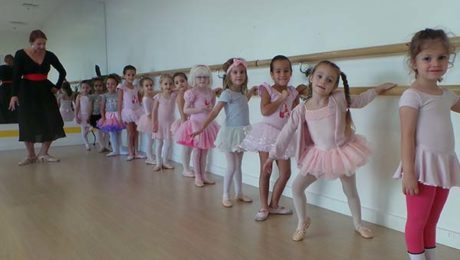 ballet dance classes kids and adults dubai at melodica