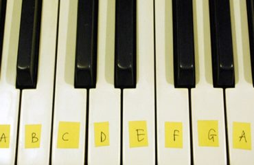 Top Four mistakes when learning to play the piano