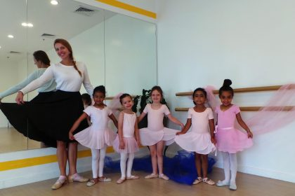 Buying the Right Shoes Before Starting Ballet Classes