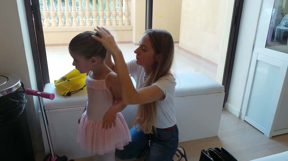 ballet classes for kids in Dubai