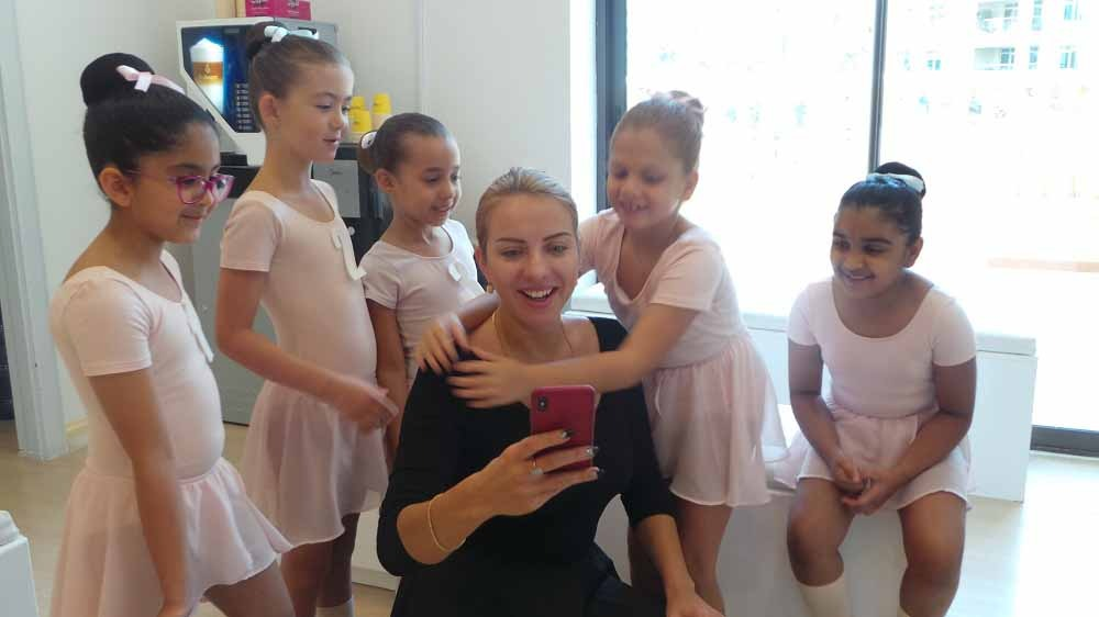 Ballet classes for kids in Dubai - Melodica.ae