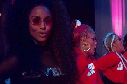 Ciara New song - Level Up