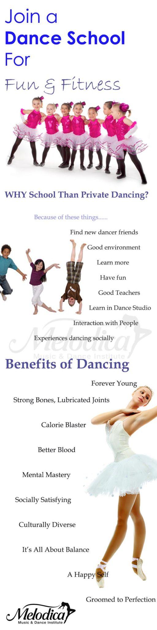 benefits of dance school - Join dancing school for fun and joy