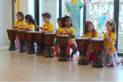 Are You Thinking to Enroll Your Kid a Music Institute in Dubai