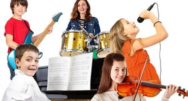 Kids Involved in Music Classes Learn Quicker