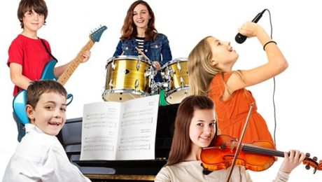 music classes in dubai for kids & adults