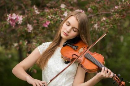 benefits of playing violin