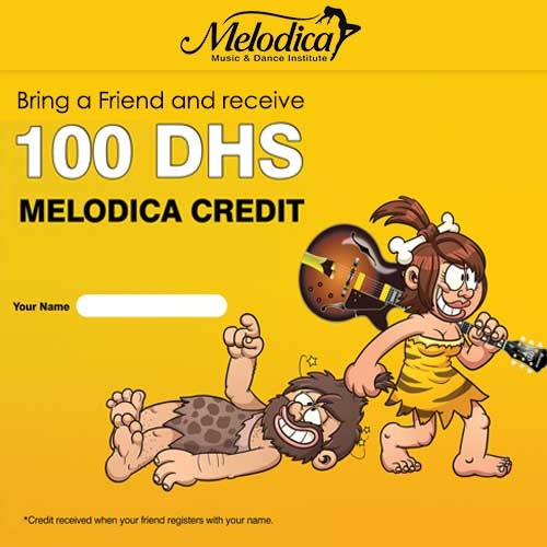 Get AED 100 Credit