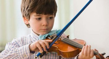 Benefits of Violin Lessons for Kids