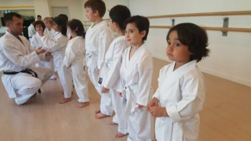 Learn Karate - Karate Training at Melodica.ae