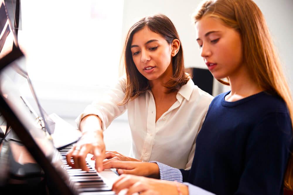 Singing Lesson In Frederikshavn
