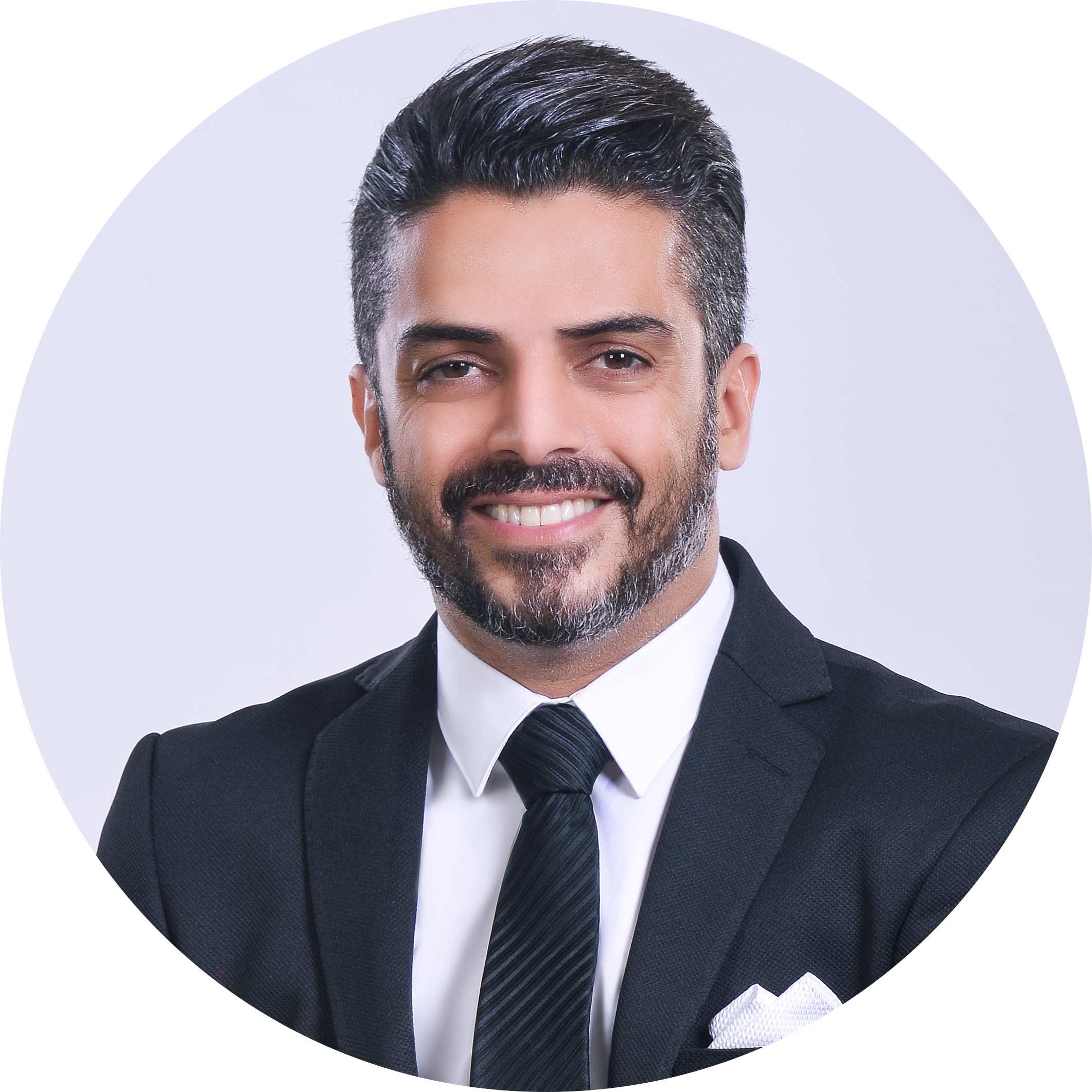 Afshin - Owner of Melodica Music Center Dubai