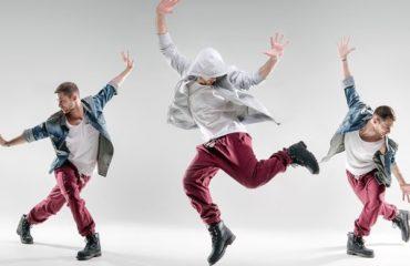 hip hop dance for stress reduction