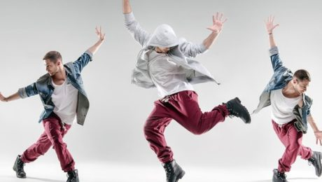 hip hop dance for stress reduction