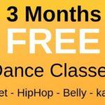3 Months FREE Dance Classes-min