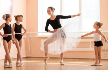 ballet dance for kids