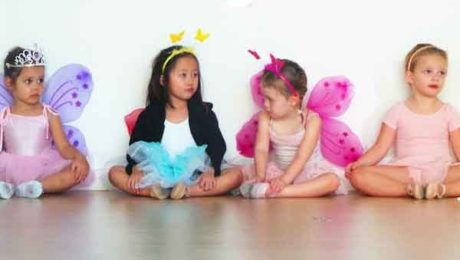 Are Ballet Classes for Kids the Right Choice?