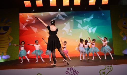 Melodica ballet classes in dubai