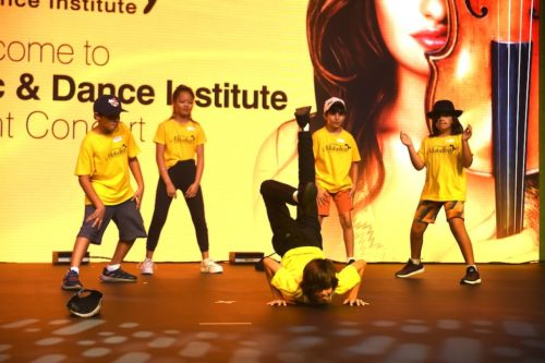 hip hop classes in Dubai