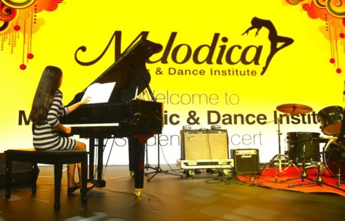 Piano classes in dubai at melodica