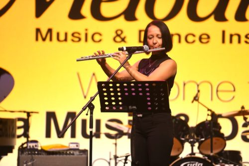 flute lessons in dubai at melodica music school
