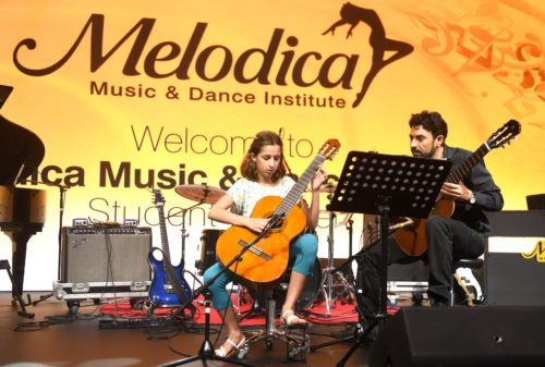 guitar lessons in dubai at melodica