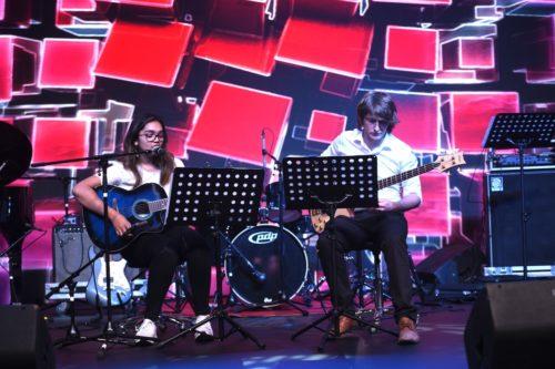 melodica guitar concert in dubai