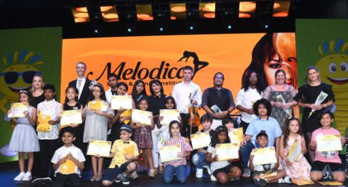 violin lessons in melodica dubai