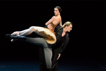 what is modern ballet