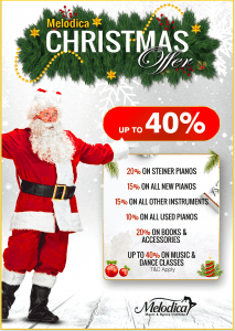 melodica christmas offer - Music & dance gift