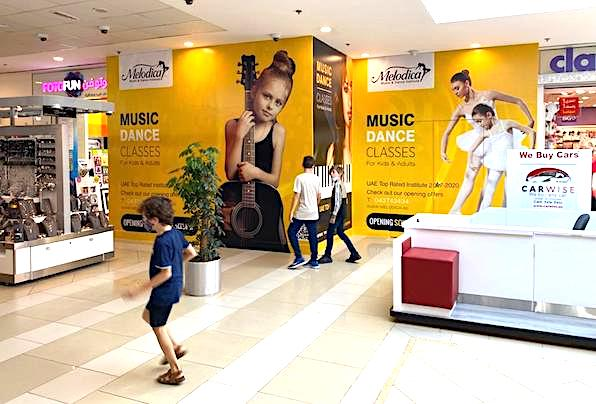 melodica music and dance school in meadows town center