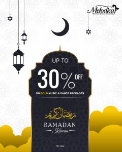 ramadan offer - music & dance classes at melodica dubai